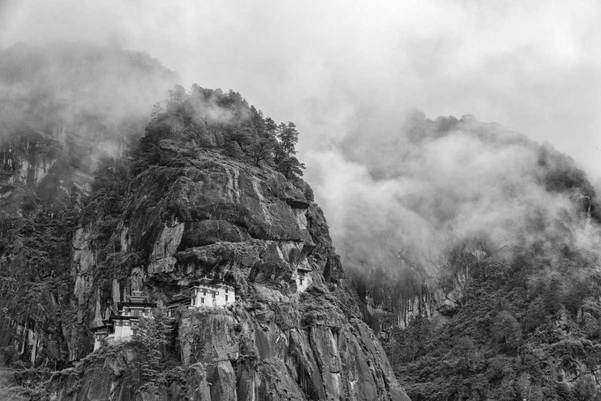 Trek to Paro Taktsang, Tiger's Nest Monastery