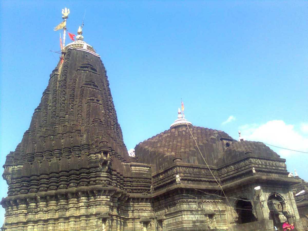 Trimbakeshwar Jyotirlinga, Nasik