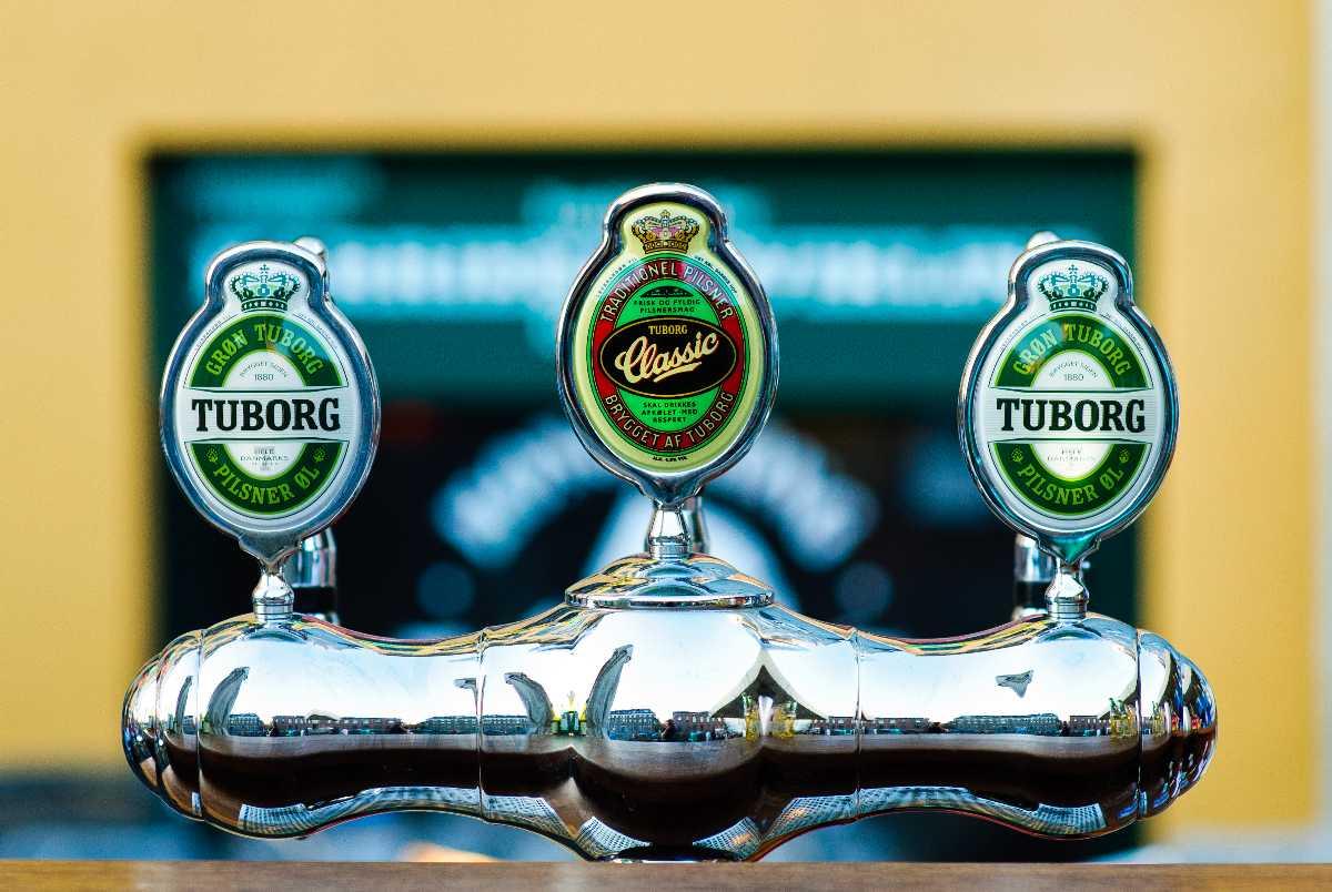 Tuborg Beer in Nepal