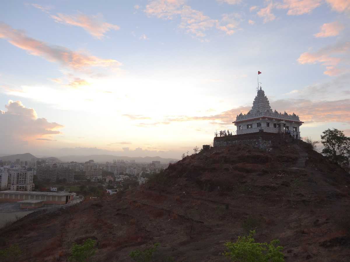 Vetal Hill Temple