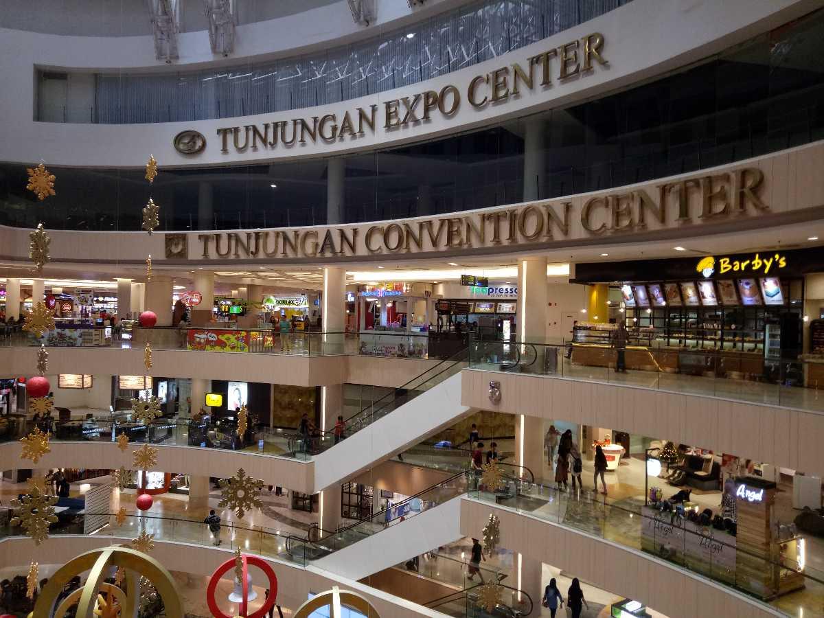 Mall in Surabaya