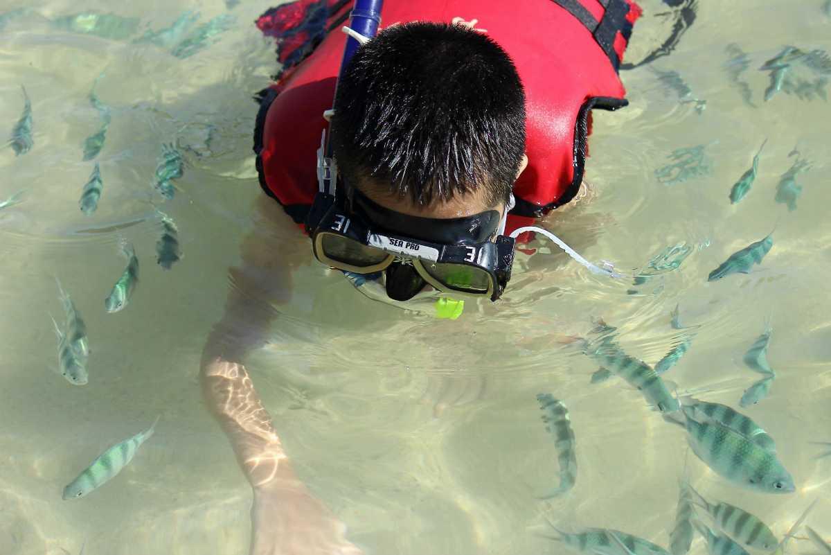 Tunku Abdul Rahman Marine Park