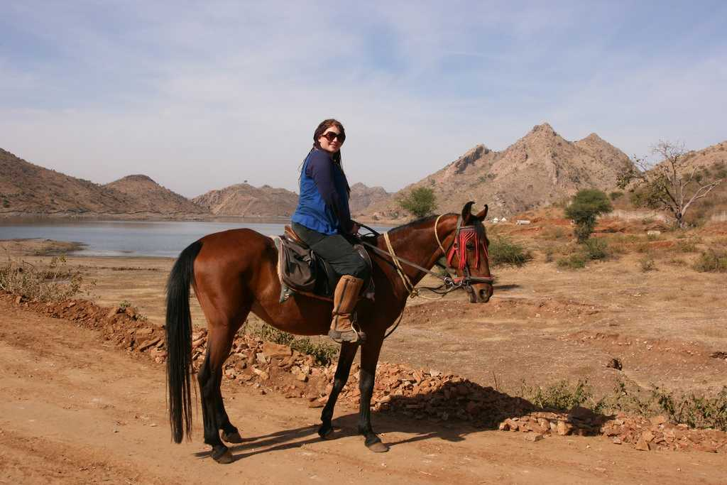 horse riding in Udaipur, Horse Riding In India