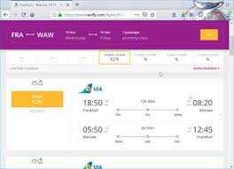 3. The time of the day also matters when you are booking your tickets.