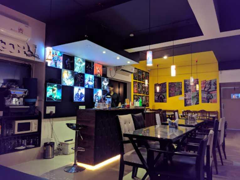 Cafe HQ