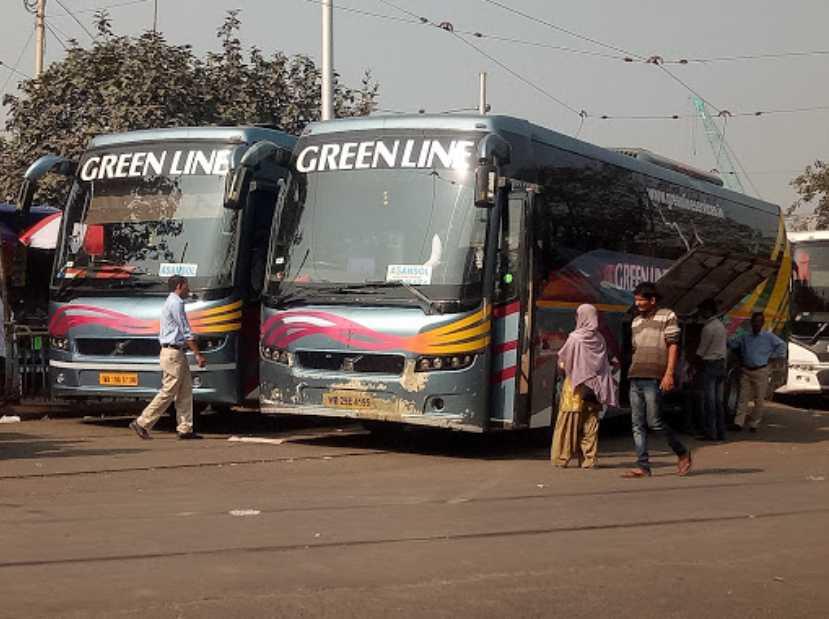 Kolkata Bus Stand