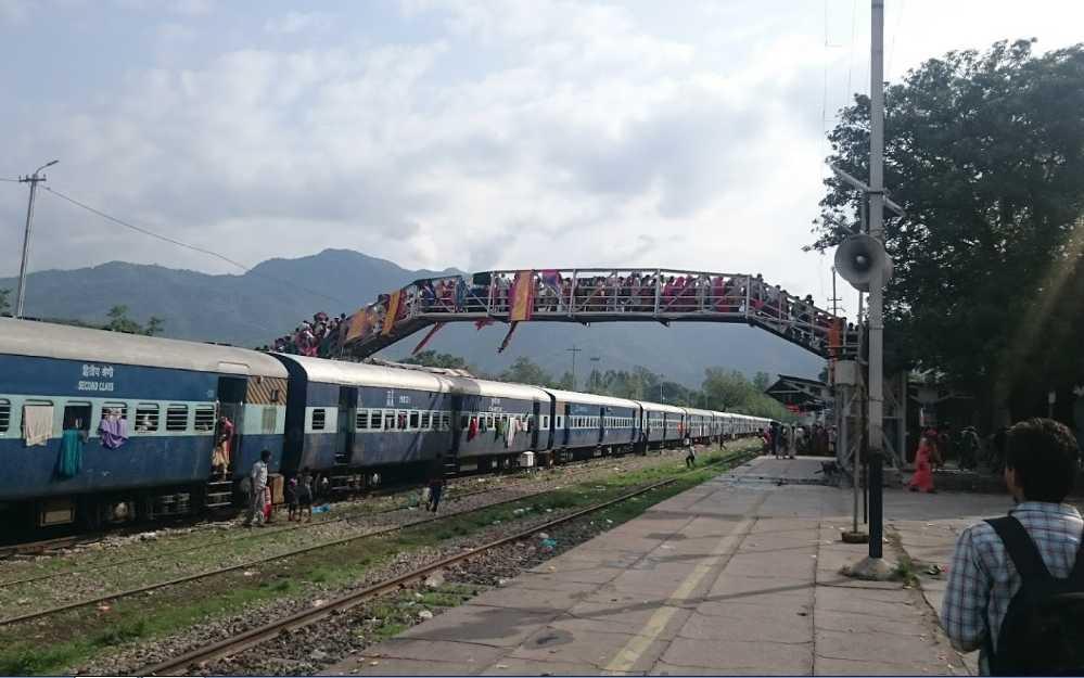 Rishikesh Railway