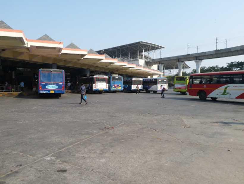 Hyderabad Bus Stand