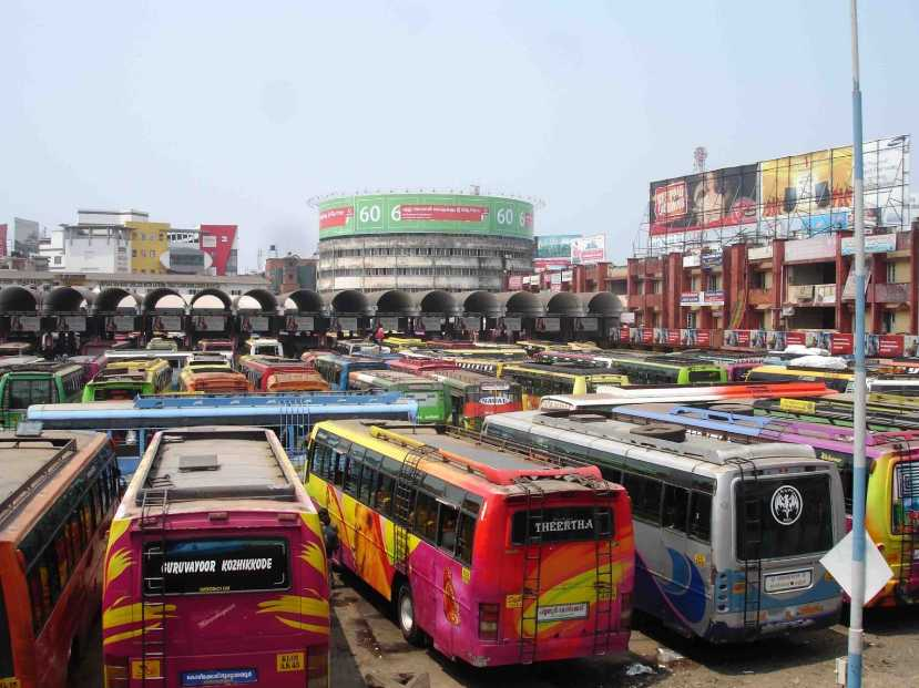 Kozhikode Bus Stand