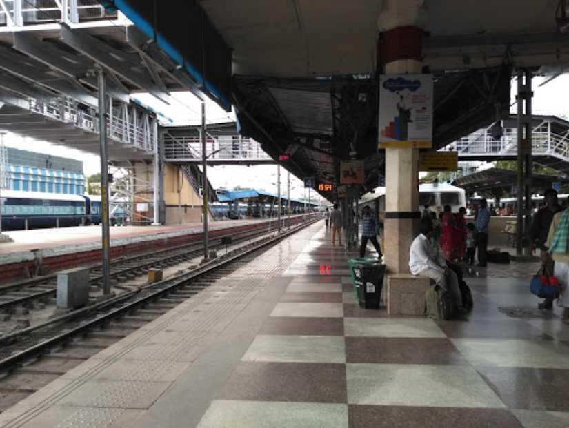 Hyderabad Railway Station