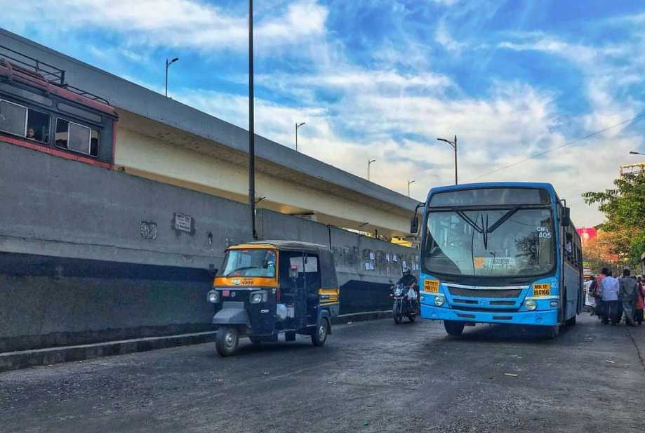Pune Bus Stand