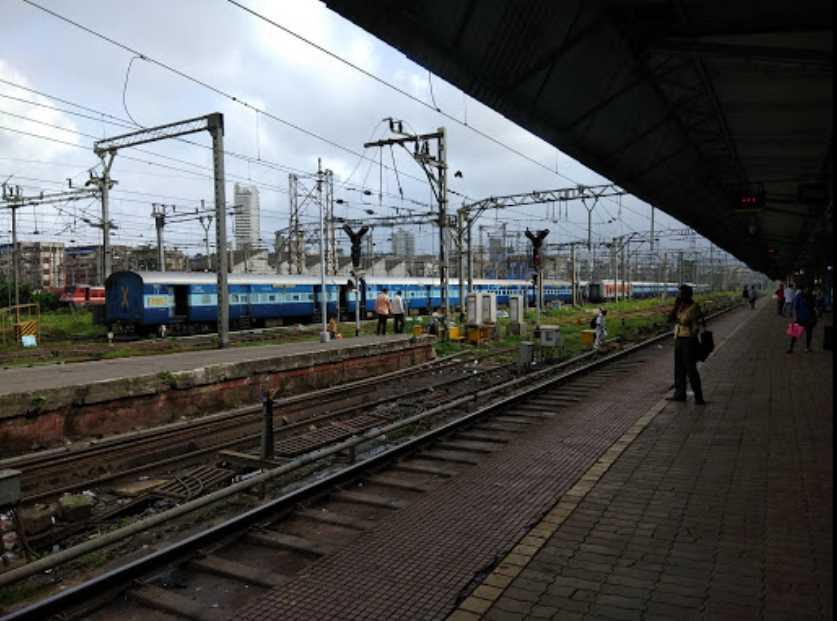 Mumbai Railway Station