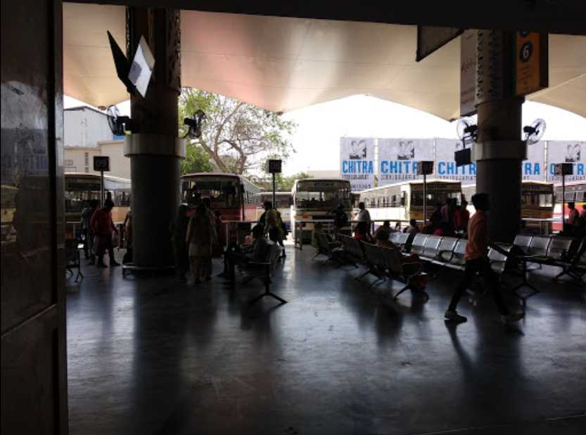 Ahmedabad Bus Stand