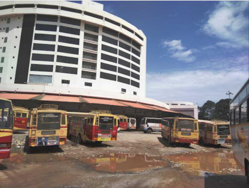 Trivandrum Bus Stand