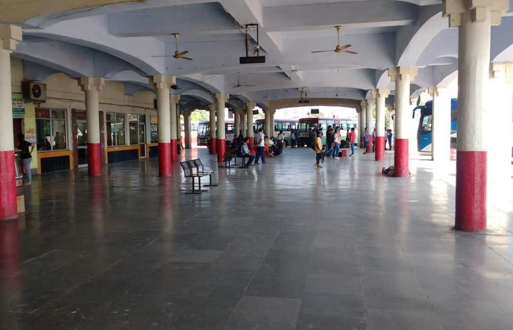 Agra Bus Stand