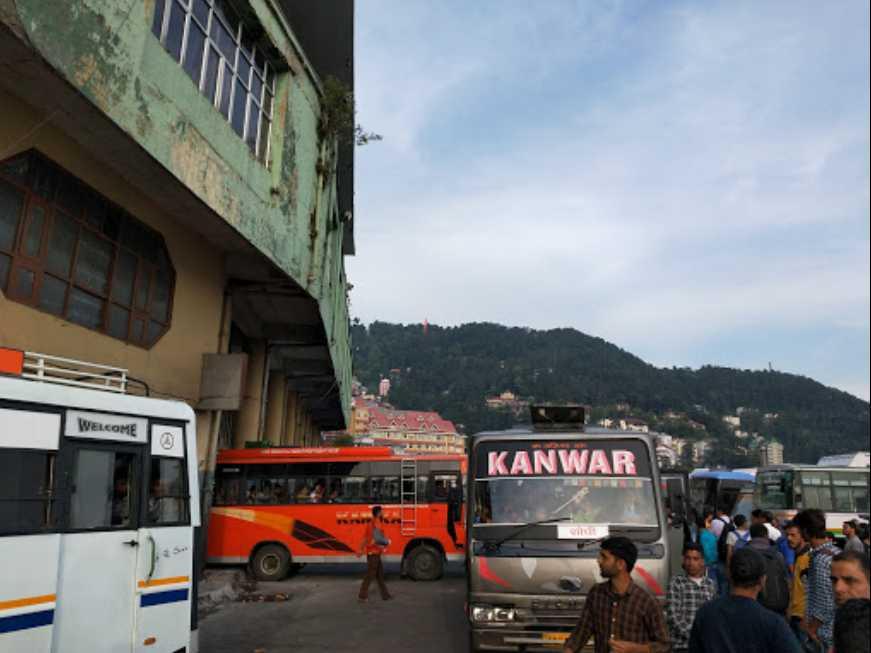 Shimla Bus Stand