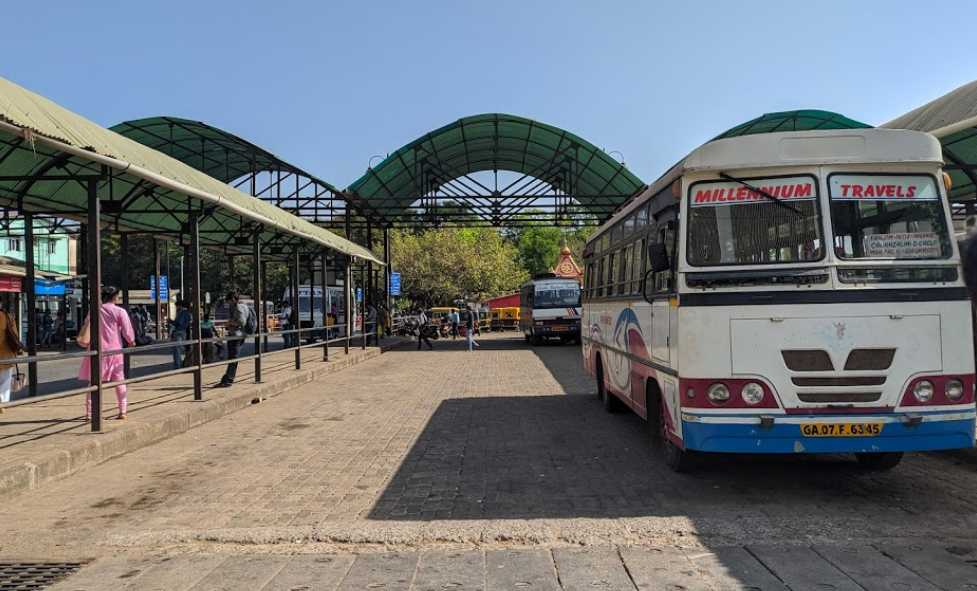 Goa Bus Stand