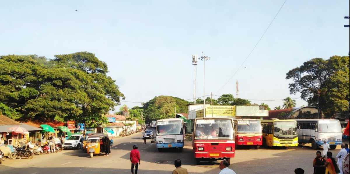 Alleppey Bus Stand
