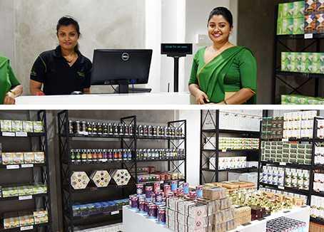 Ceylon tea Supermarket