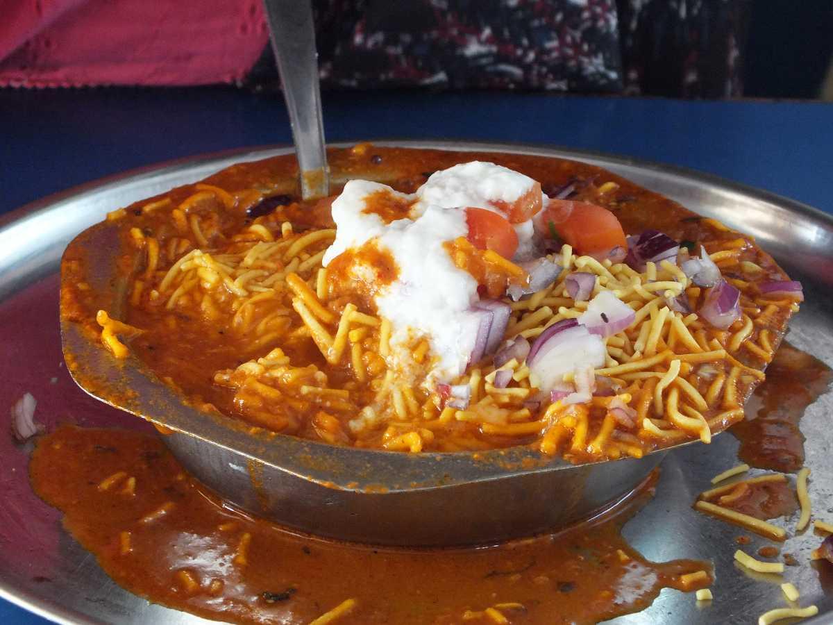 Sev Usal, Street Food of vadodara