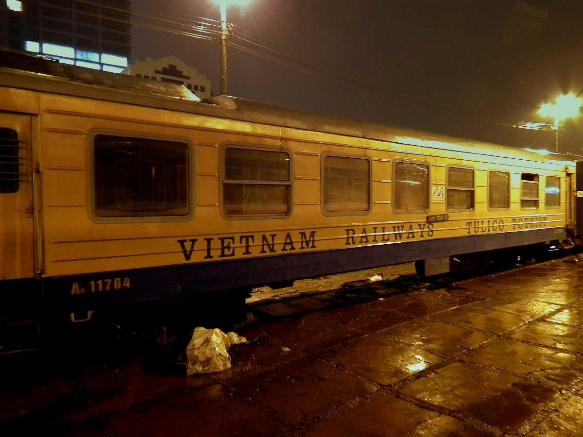 Travel Vietnam By Train, Vietnamese Railways