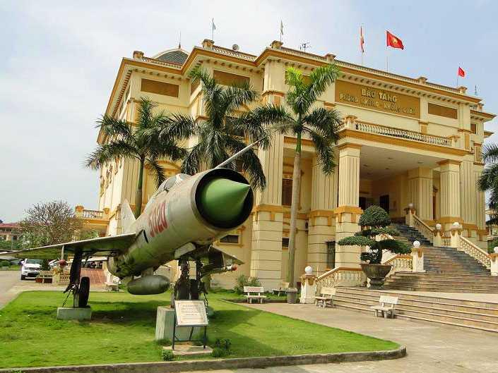 Vietnamese Air Force Museum Hanoi Vietnam