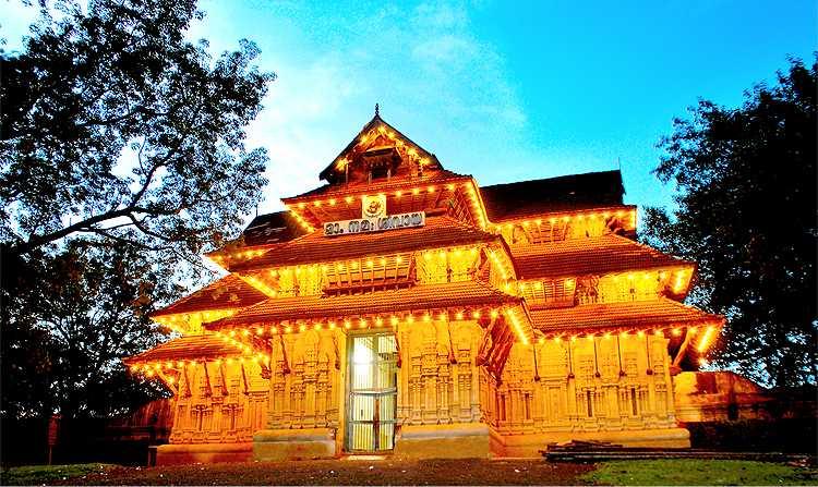 Thrissur, Golden city of <a href=