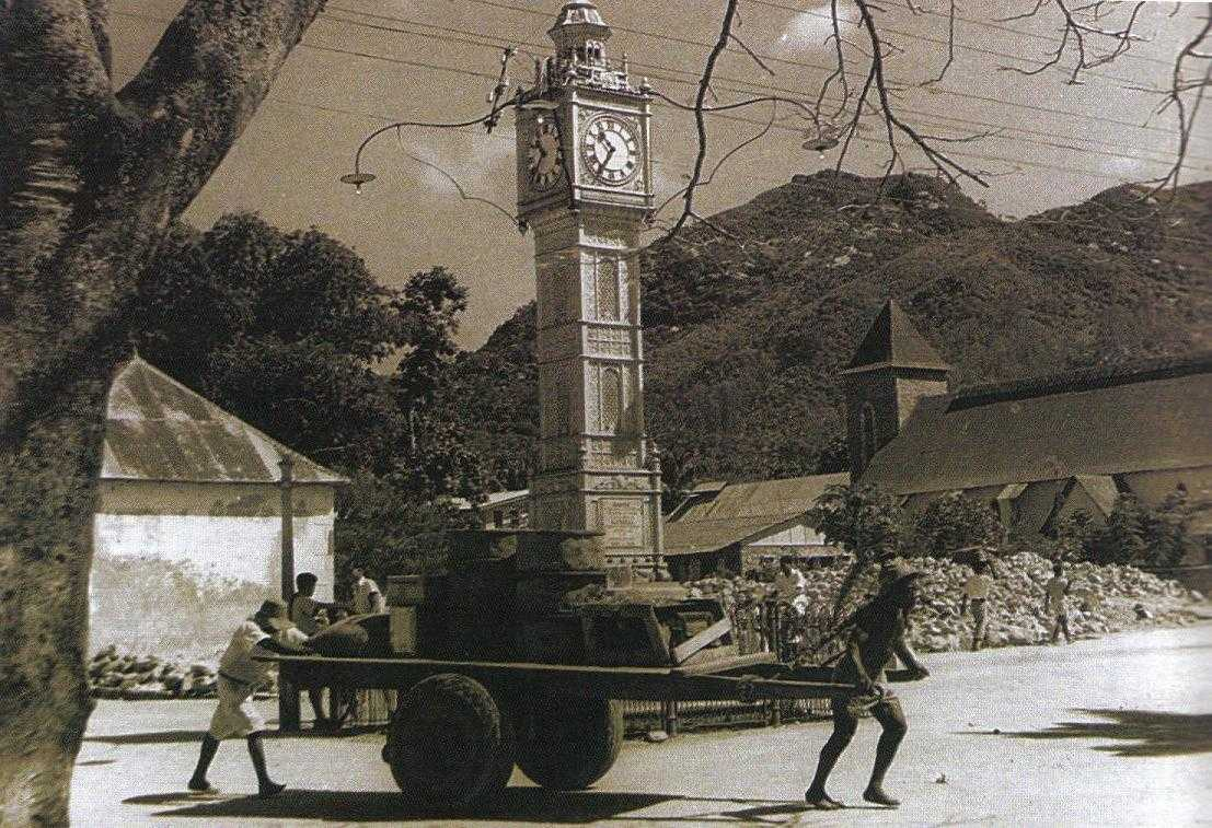 British Rule in The Seychelles, History of Seychelles