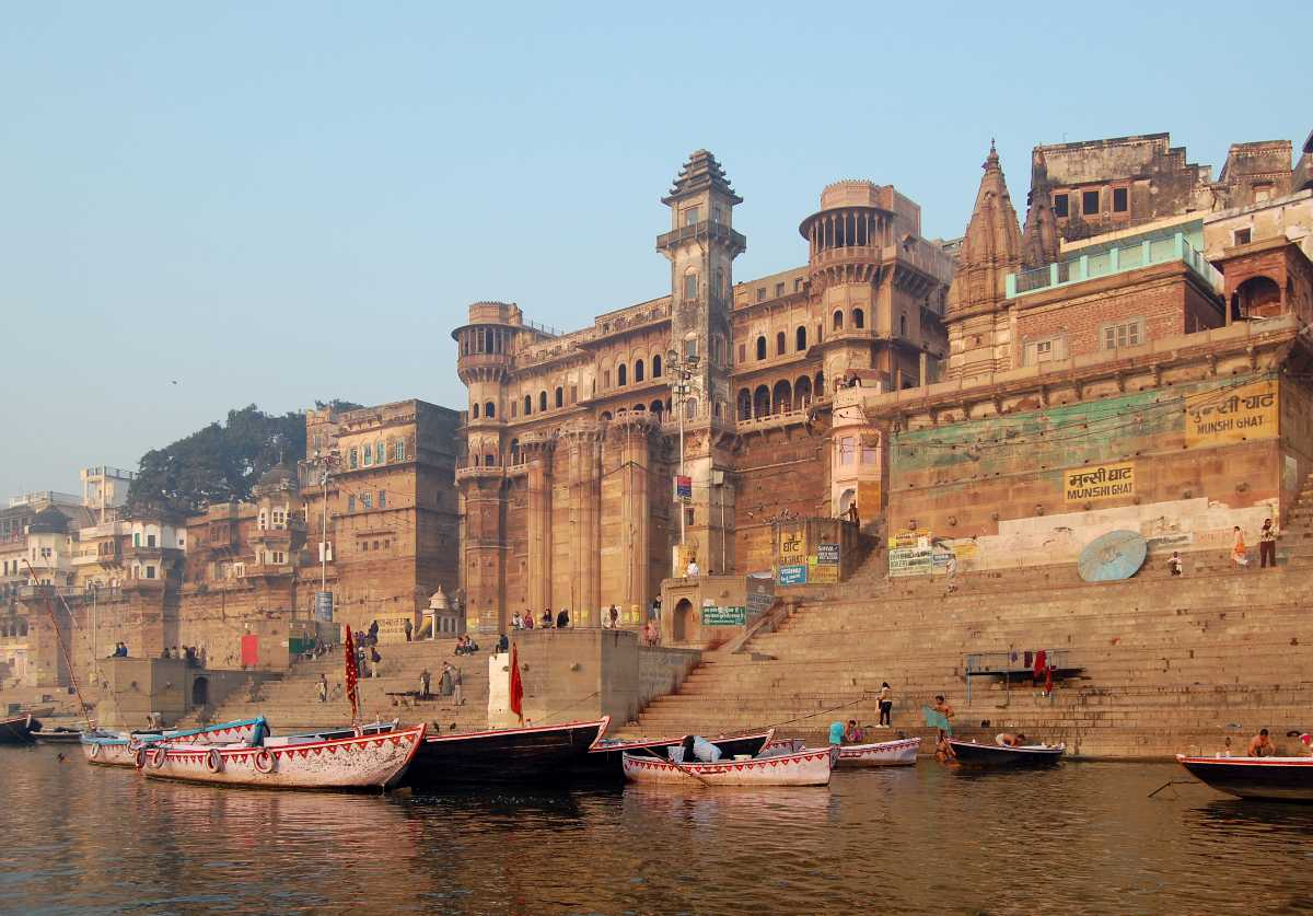 Varanasi, facts about india