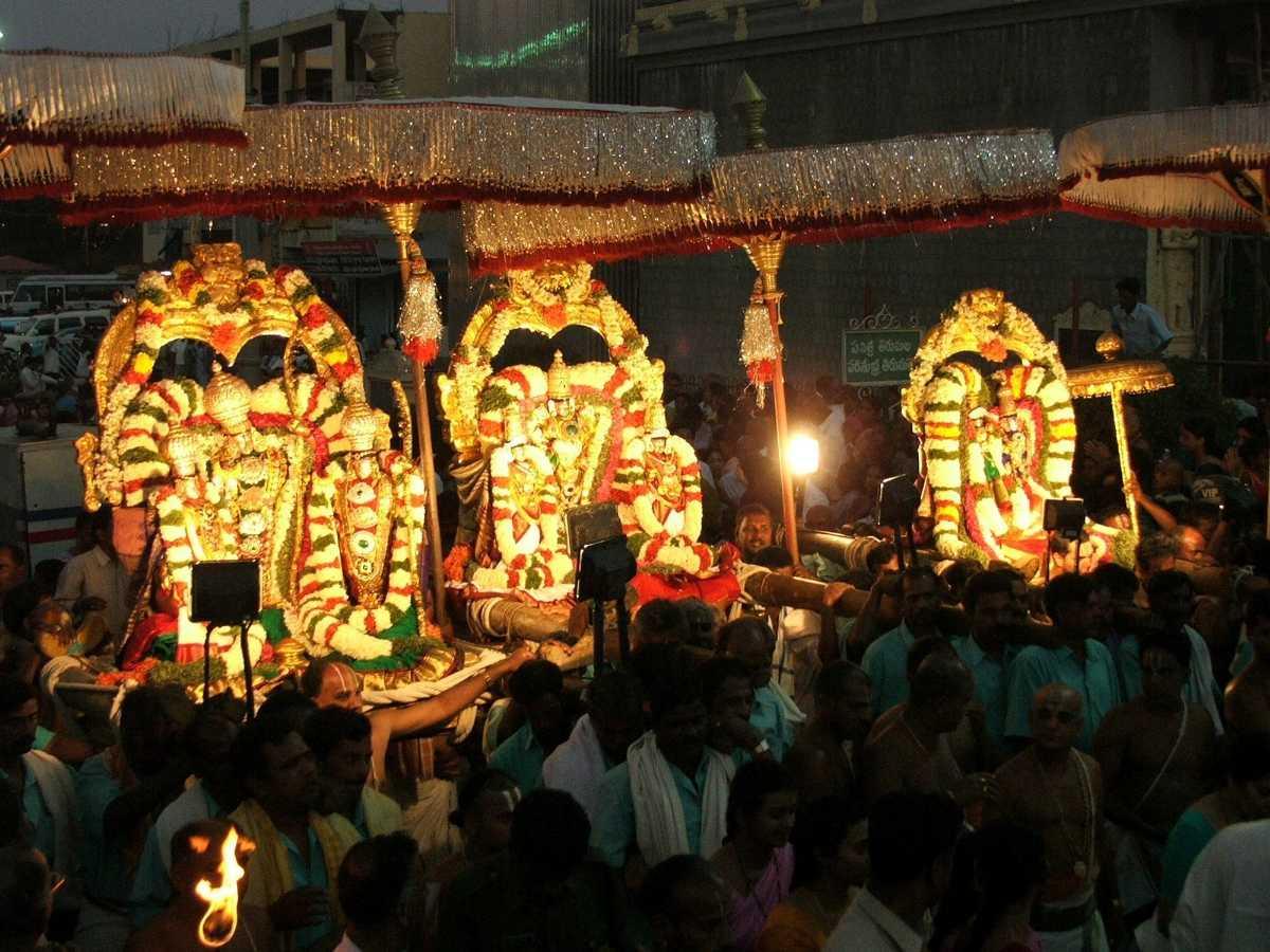 Vasanthotsavam, Tirumala Tirupati Balaji Booking For Darshan