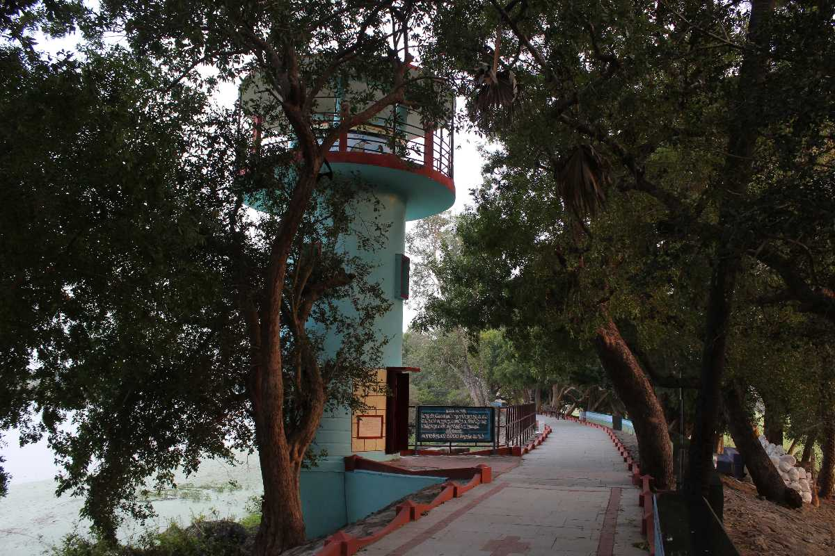 Vedanthangal Bird Sanctuary Watch Tower