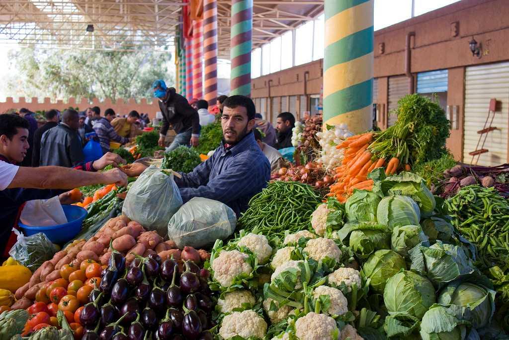 Fruit and Vegetable Souks, Shopping in Dubai