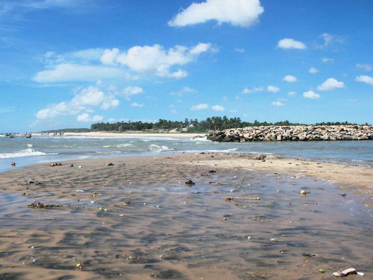 Hotels In Velankanni Near Beach