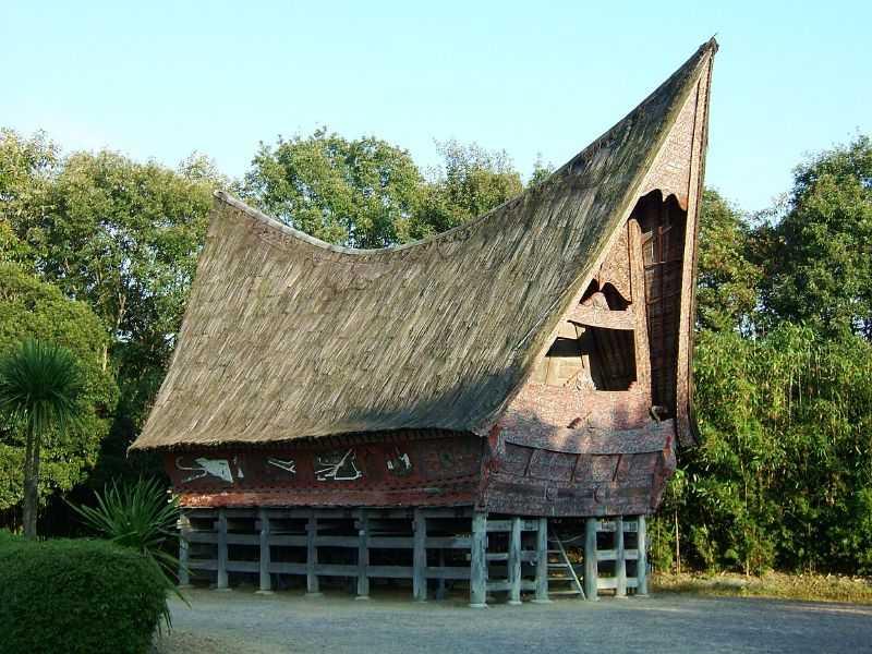 Vernacular, Architecture of Indonesia