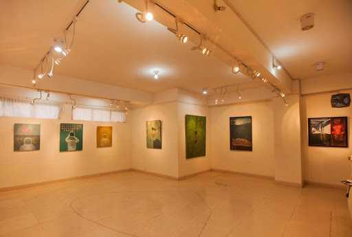 Mithila Art Exhibition at Sarwanam Art Gallery, Art Galleries in Kathmandu