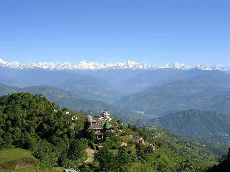 Nagarkot, Hiking in Nepal