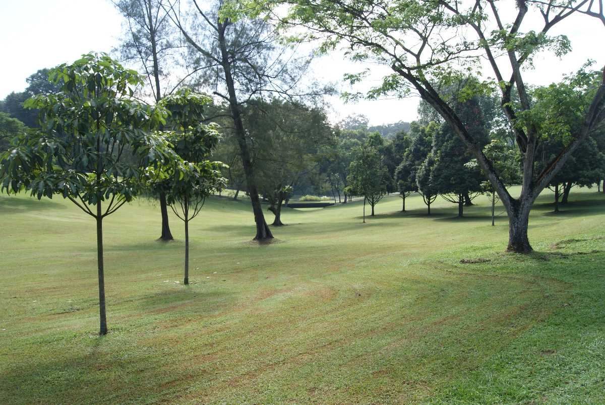 Singapore Island Country Club, Golf Courses in Singapore