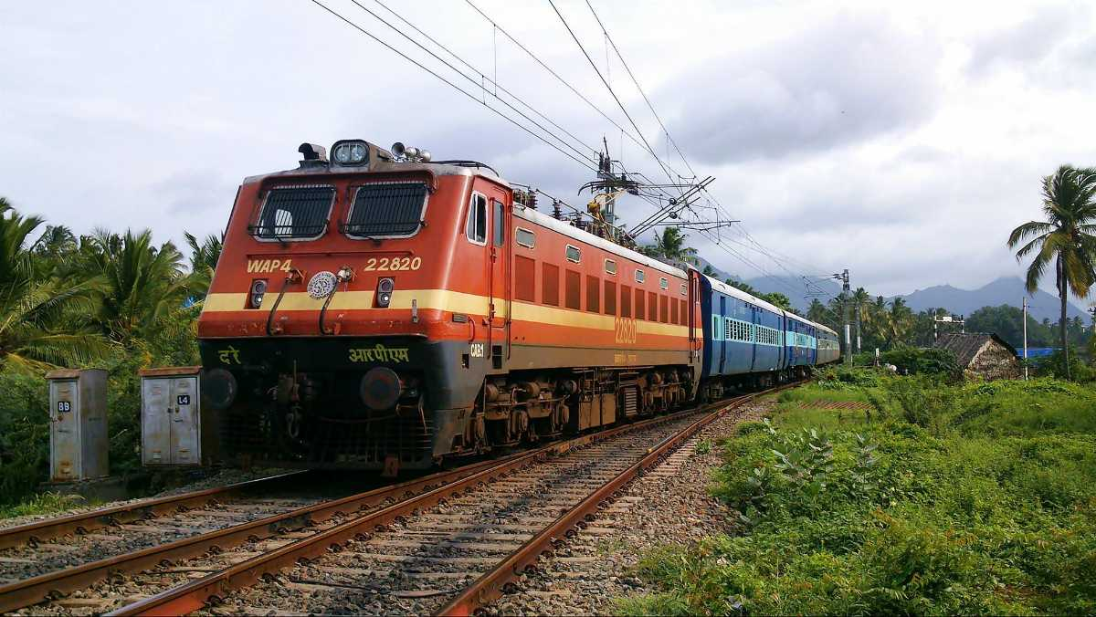 Railways, Transport in India