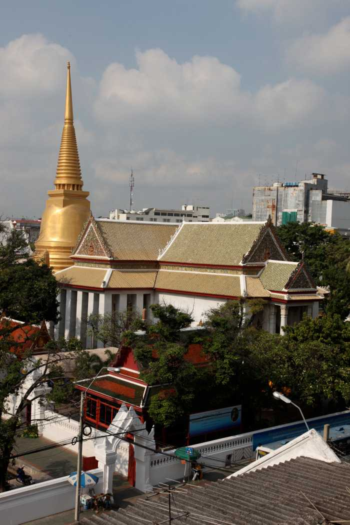 Wat Bowonniwet Vihara Bangkok Thailand