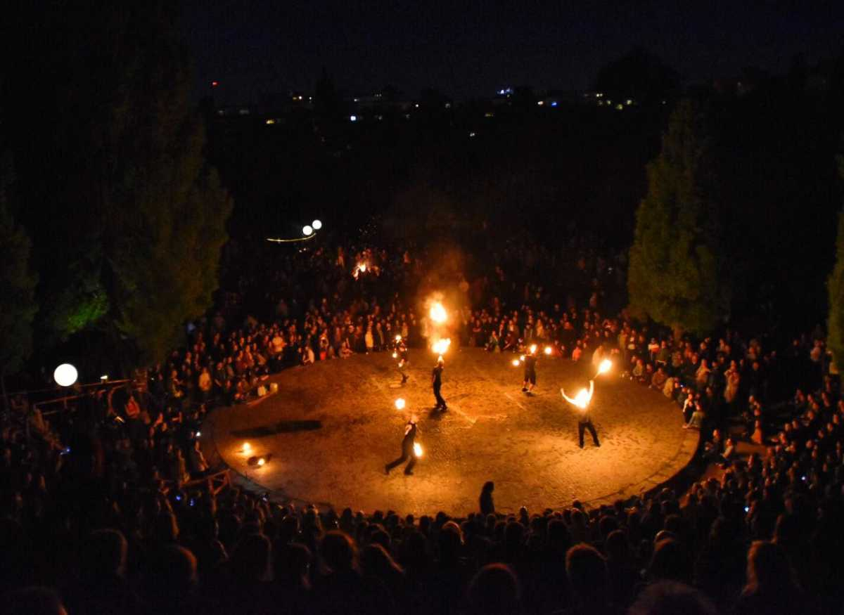 Walpurgis Night, Mauerpark