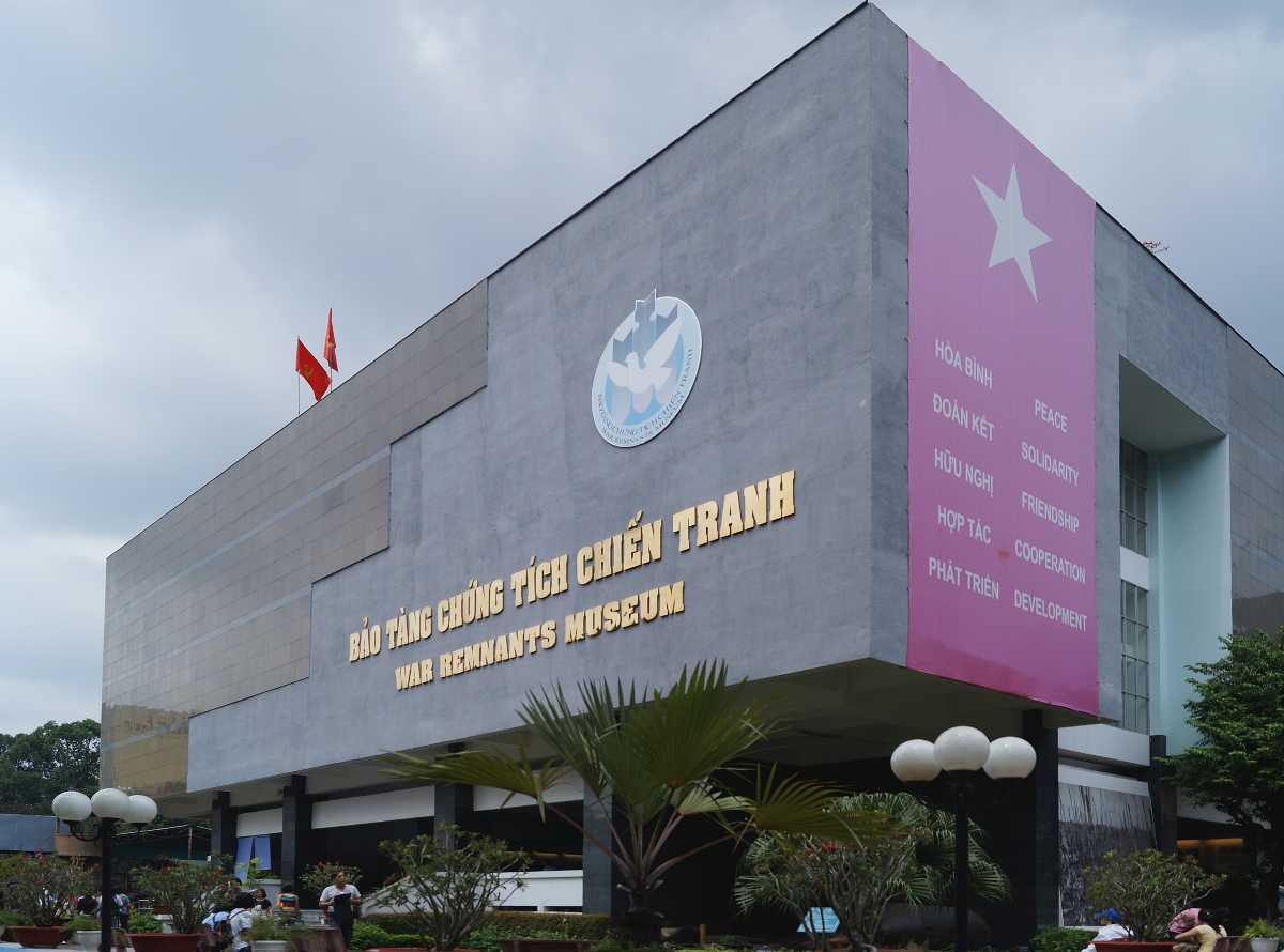 War Remnants Museum, War Museums in Vietnam