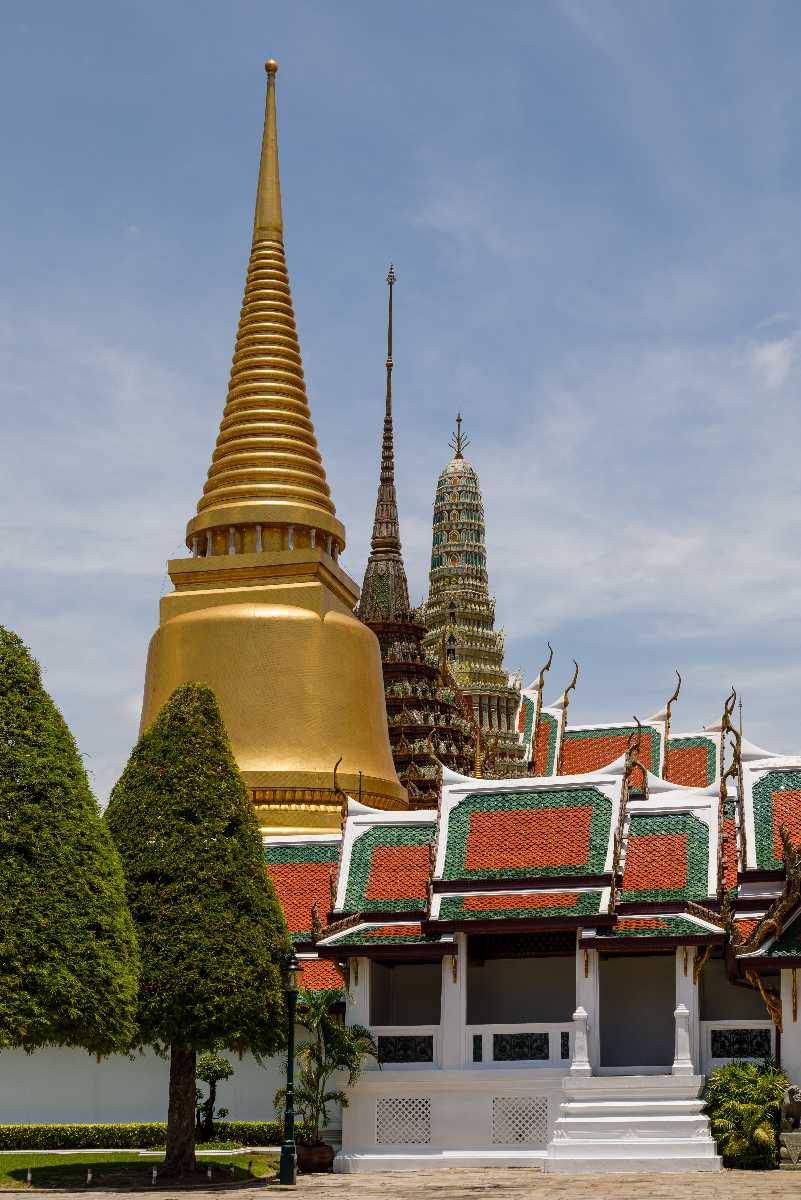 Wat Phra Kaew, Grand Palace Bangkok
