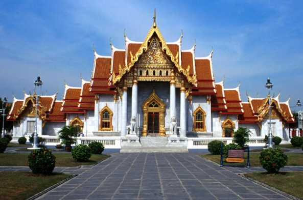 Wat Benchamabophit, Temples of Thailand