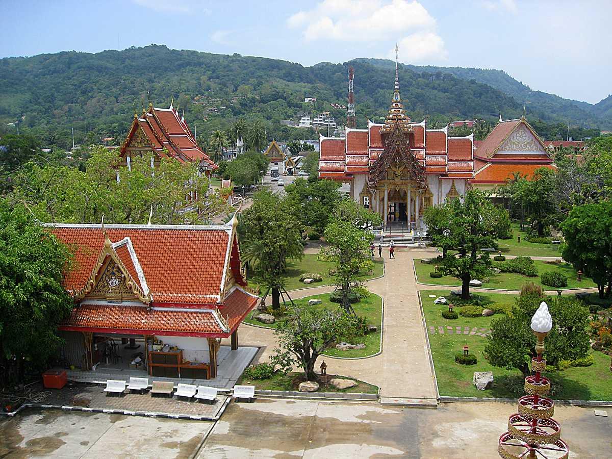 Bali or Phuket