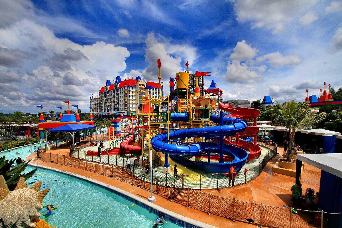 Water Park Legoland, Malaysia