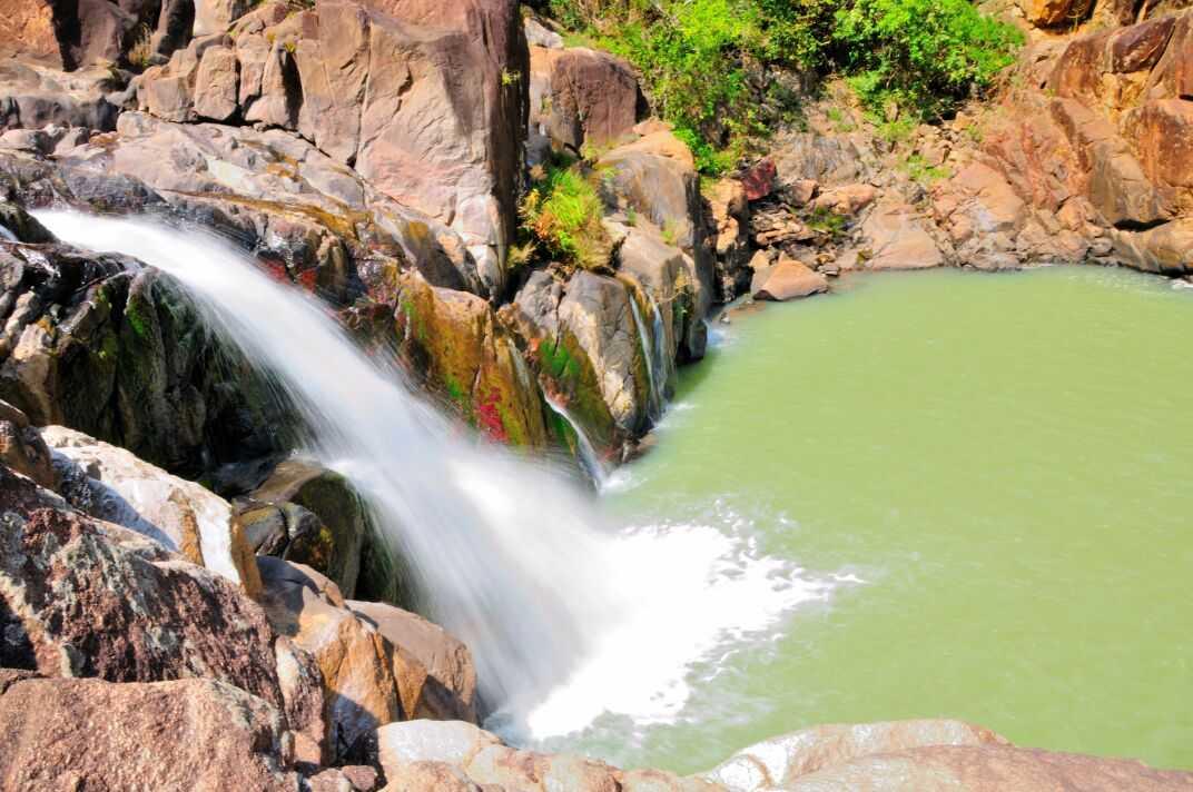Monsoon season, Netarhat