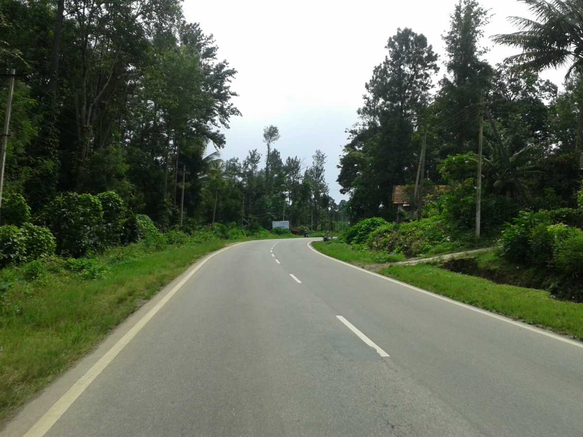 Bangalore to Coorg by Car