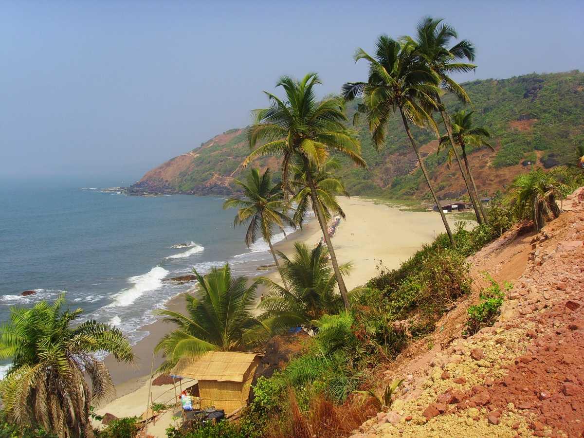 Arambol beach, picnic spots in goa