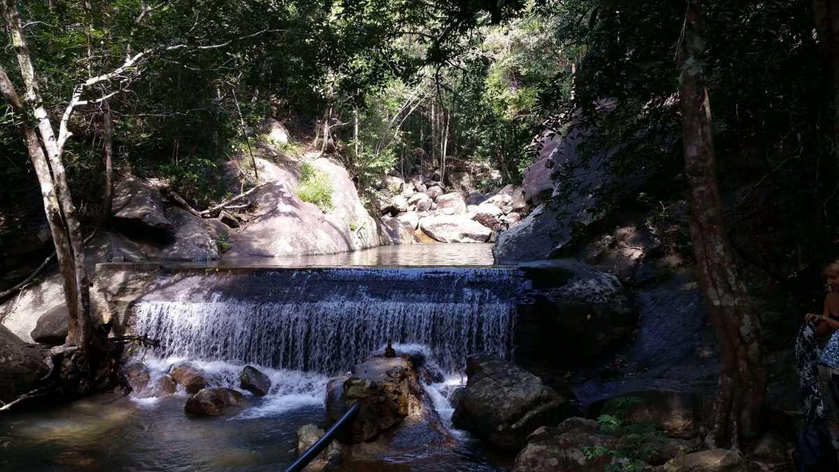 Phaeng Waterfall, Waterfalls in Koh Phangan