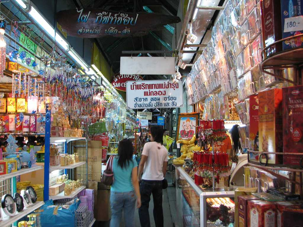 Chatuchak Weekend market, Bangkok Facts